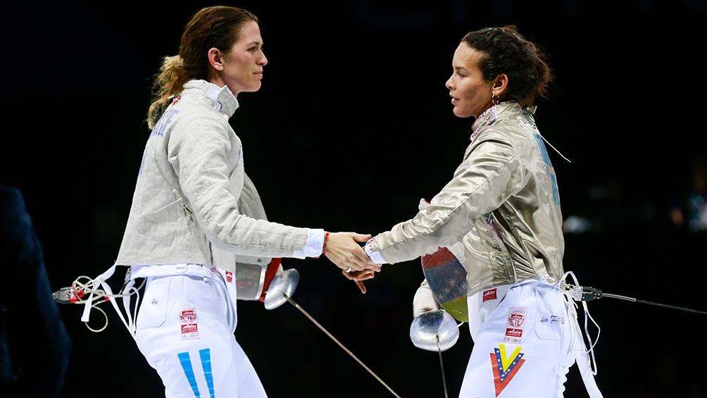 Belén Pérez Maurice estará por tercera vez en los Juegos Olímpicos.