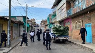 Un total de 91 dirigentes fueron asesinados en México en la campaña electoral