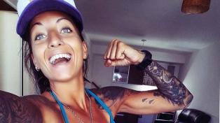 Una campeona de atletismo corrió y atrapó a un ladrón que había robado en su casa