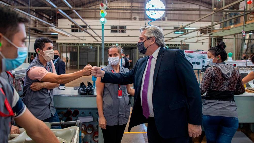 La empresa Dass incorporó 200 empleados y la marca Nike volverá a fabricarse en el país