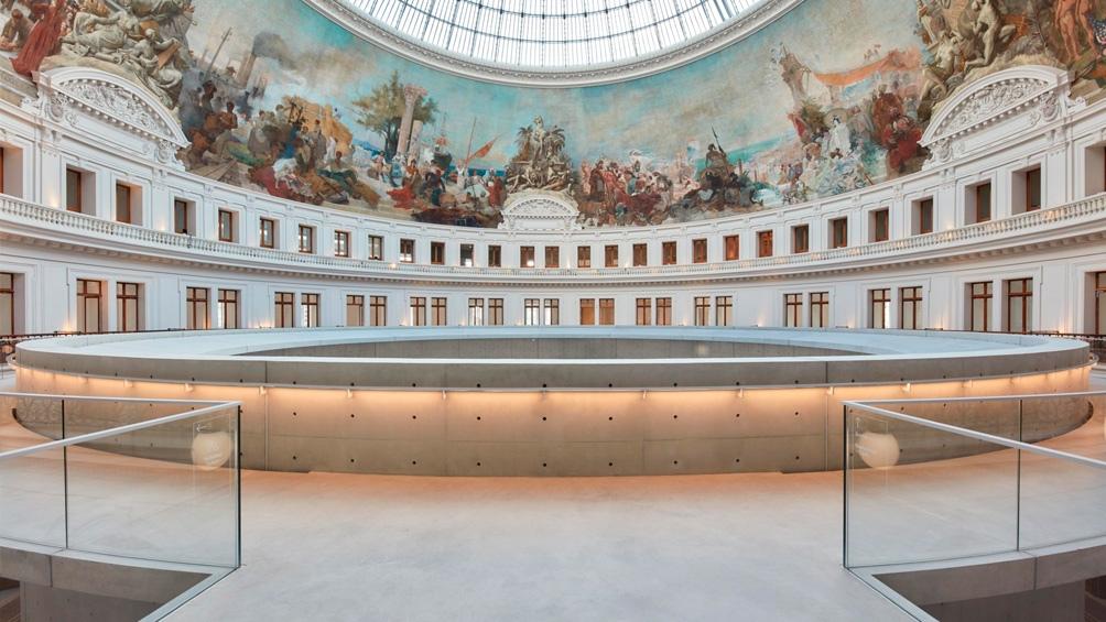 """""""La Bourse de Comerce-Pinault Collection"""", de François Pinault, inaugura el sábado para el público."""