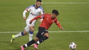 Independiente derrotó a Bahía y  la clasificación le quedó al alcance de la mano
