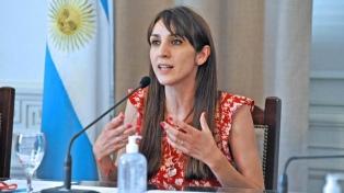"""Mariana Larroque: """"Trabajamos para aplicar y territorializar la Ley de Parto Humanizado"""""""