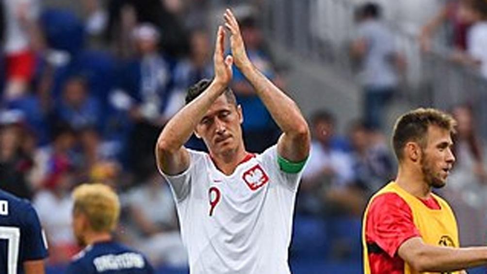 El polaco Lewandowski ganó el botín de oro con ventaja de 10 goles sobre Lionel Messi