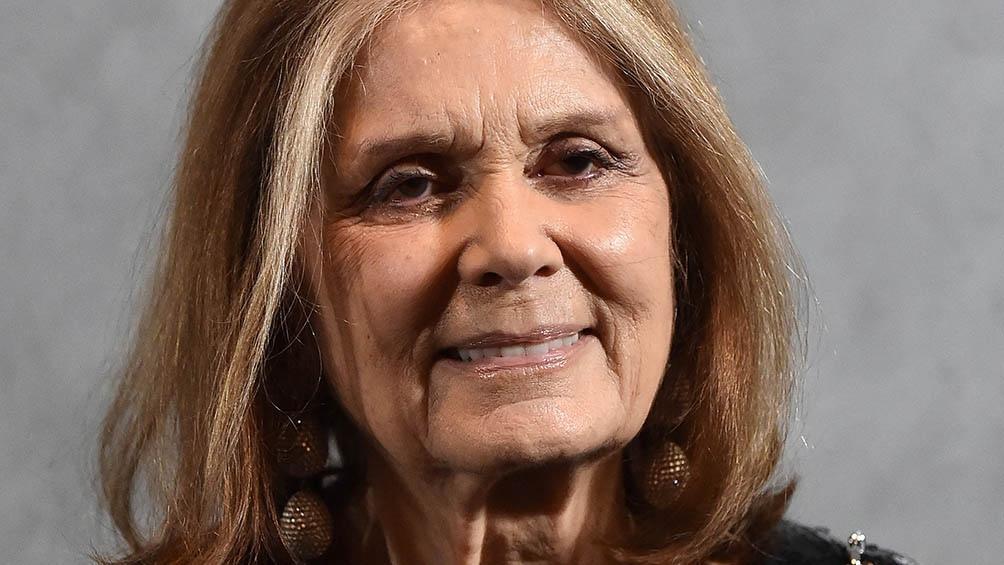 Gloria Steinem es considerada un ícono del feminismo en su país y una de las gestoras del feminismo moderno