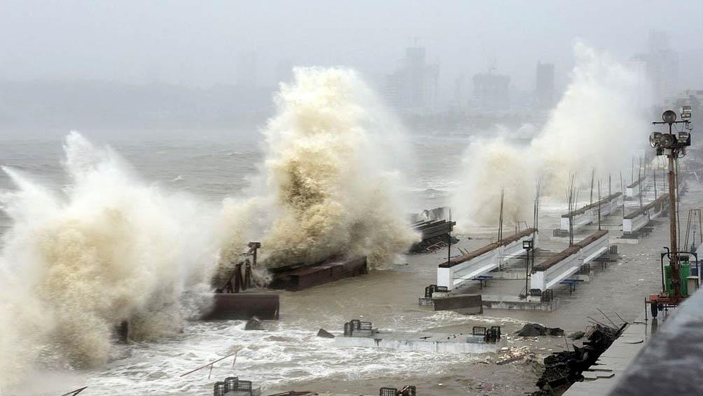 Las lluvias del monzón cada año causan muertes y destrozos.