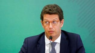 Investigado por corrupción, renunció el ministro de Ambiente de Bolsonaro