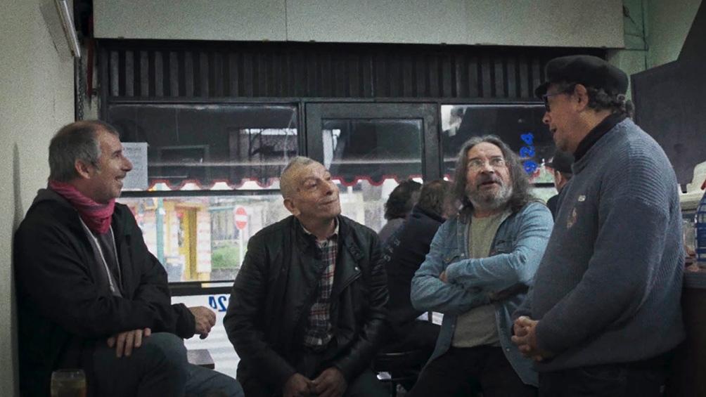Padres del rock en Hurlingham