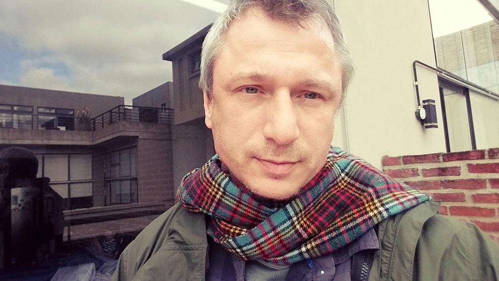 Nicolás Tacconi, el director
