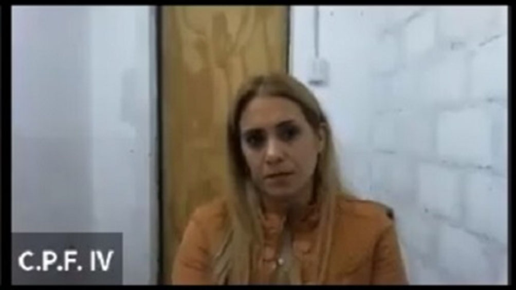 Sonia Soloaga está siendo juzgada por asesinar a una pareja para pagar un viaje a Disney.