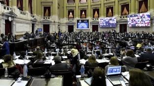El Congreso buscará retomar el debate presencial tras las PASO