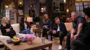 """El primer tráiler del reencuentro de """"Friends"""" se estrenó en Estados Unidos"""