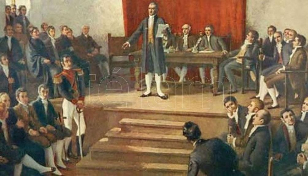 """""""Buenos Aires era un hervidero de las nuevas ideas, las provincias estaban un poco alejadas de esto"""", afirma Norberto Galasso."""