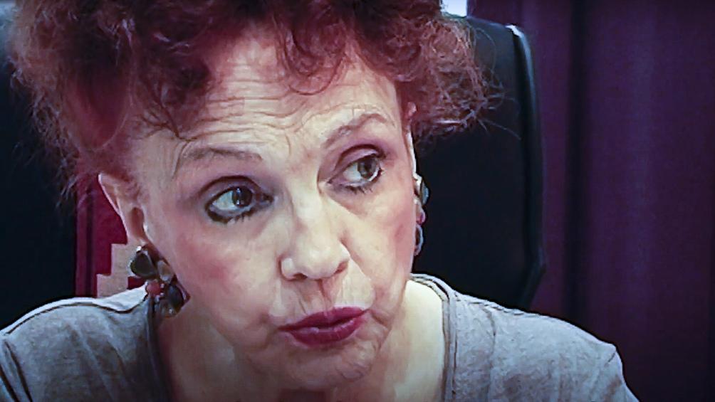 Eva Giberti, una de las especialistas que aparece en los videos.