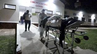 Murieron 297 personas y 32.171 fueron reportadas con coronavirus en el país