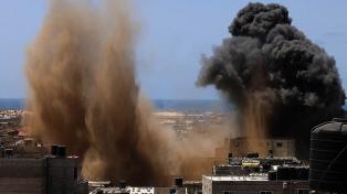 """La ONU llamó a solucionar las """"causas profundas"""" del conflicto palestino-israelí"""