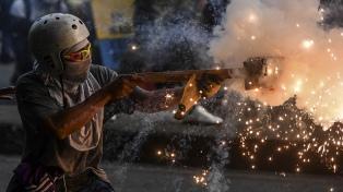 Tras una jornada pacífica, en el sur de Bogotá hubo disturbios y represión