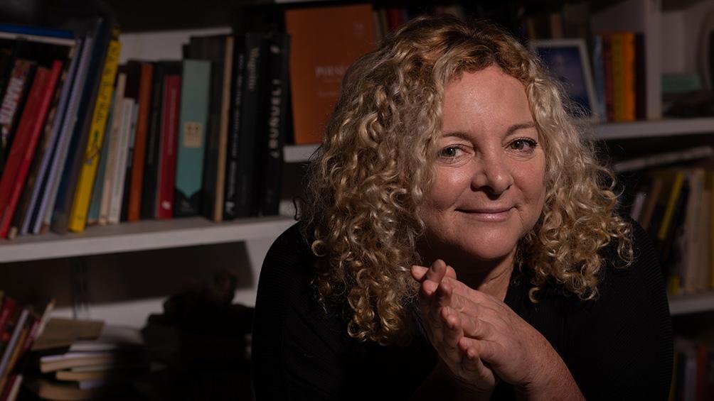 Daniela Muttis, la directora