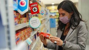 Ley de Góndolas: comenzaron las inspecciones en los supermercados