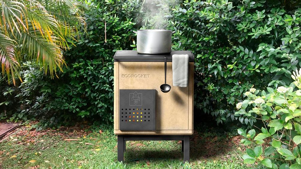 """Entre las particularidades del diseño se destaca su capacidad de realizar """"quemas libres de humos contaminantes""""."""