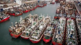 Cuatro ministerios emitieron una notificación sobre el paro de marítimos, fluvial y pesca