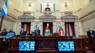El Senado aprobó el proyecto Emergencia Covid, para contener la pandemia