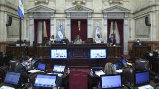 Dictamen en el Senado a los proyectos sobre monotributo y Bienes Personales