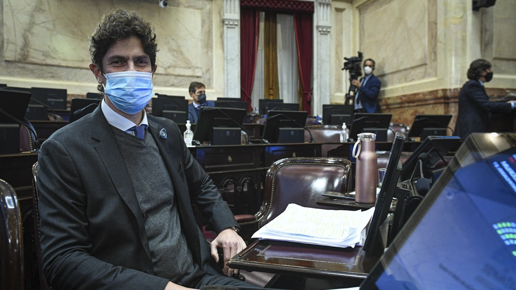 Lousteau implica un buen nexo con Alfredo Cornejo, transitivo a la UCR.