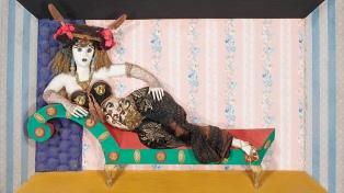 Sale a la venta en Nueva York una desconocida Ramona de Antonio Berni