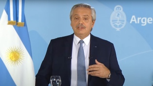 El Presidente encabezará desde Olivos el acto por el Día de la Bandera