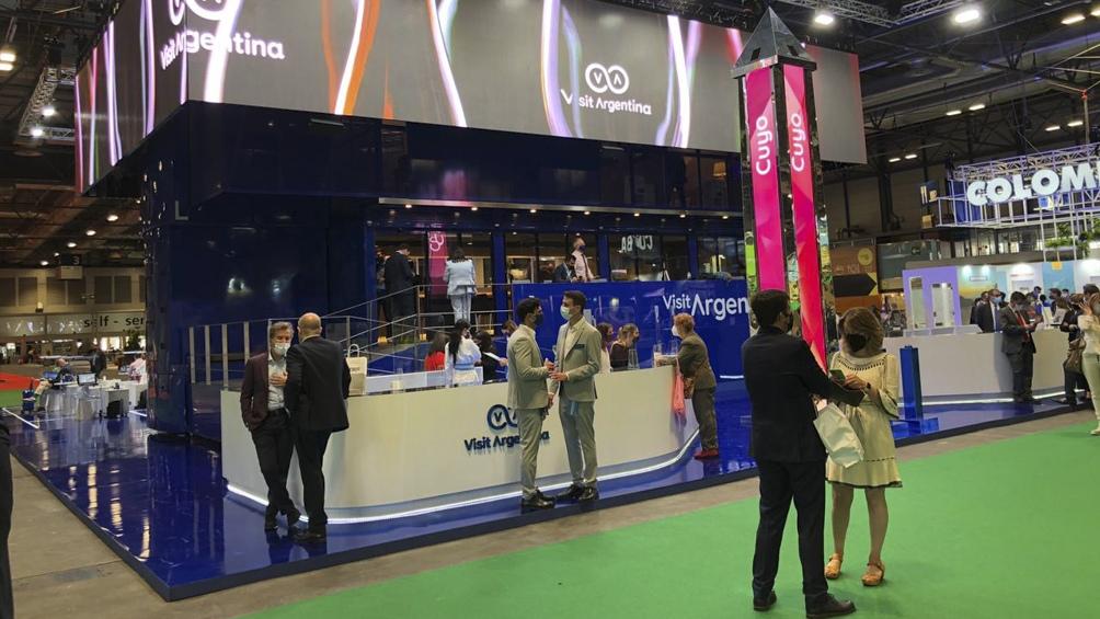 Lammens se reunió en Madrid con referentes mundiales de la actividad.