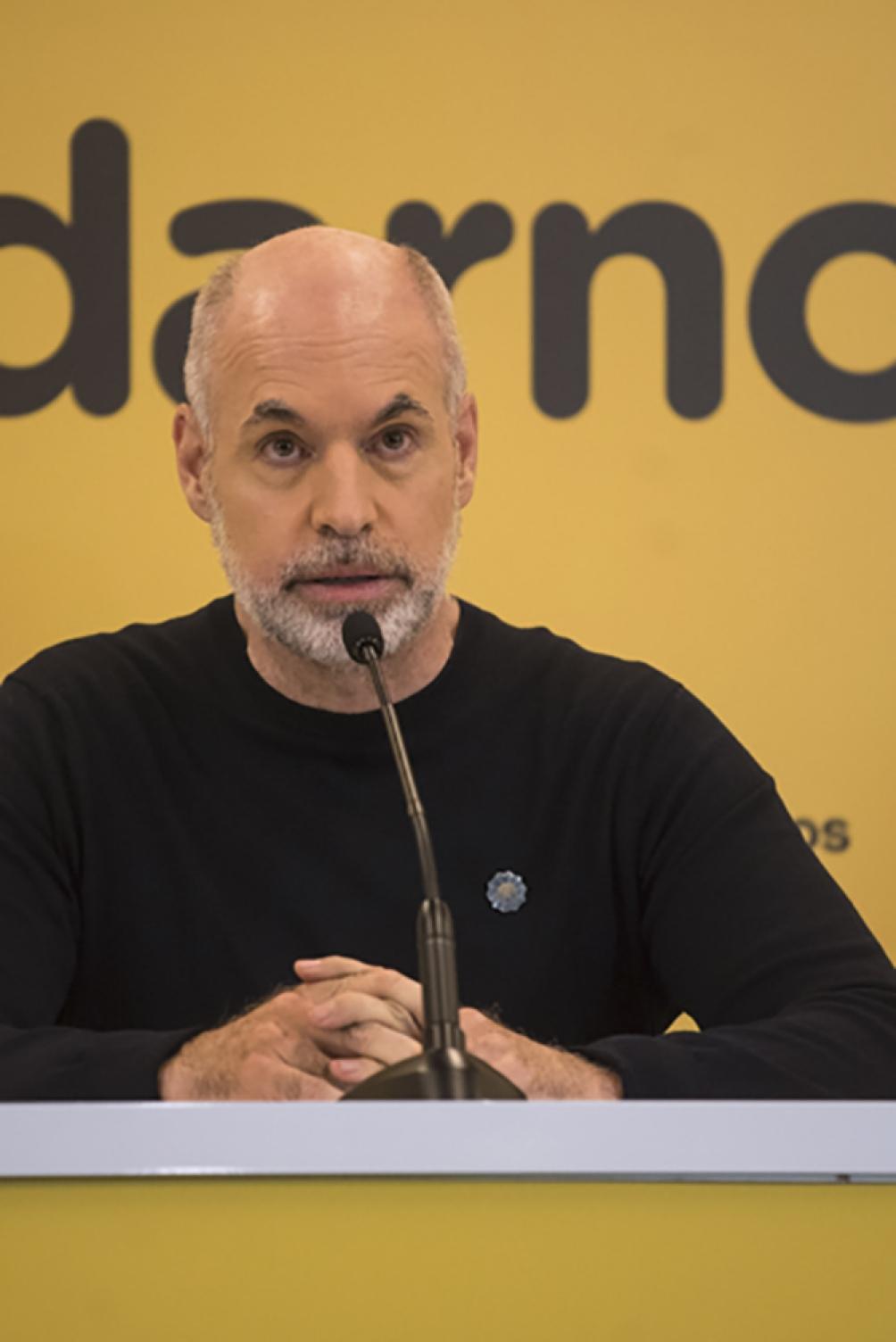 Responsabilizan a Horacio Rodríguez Larreta por la grave situación en los hospitales porteños.