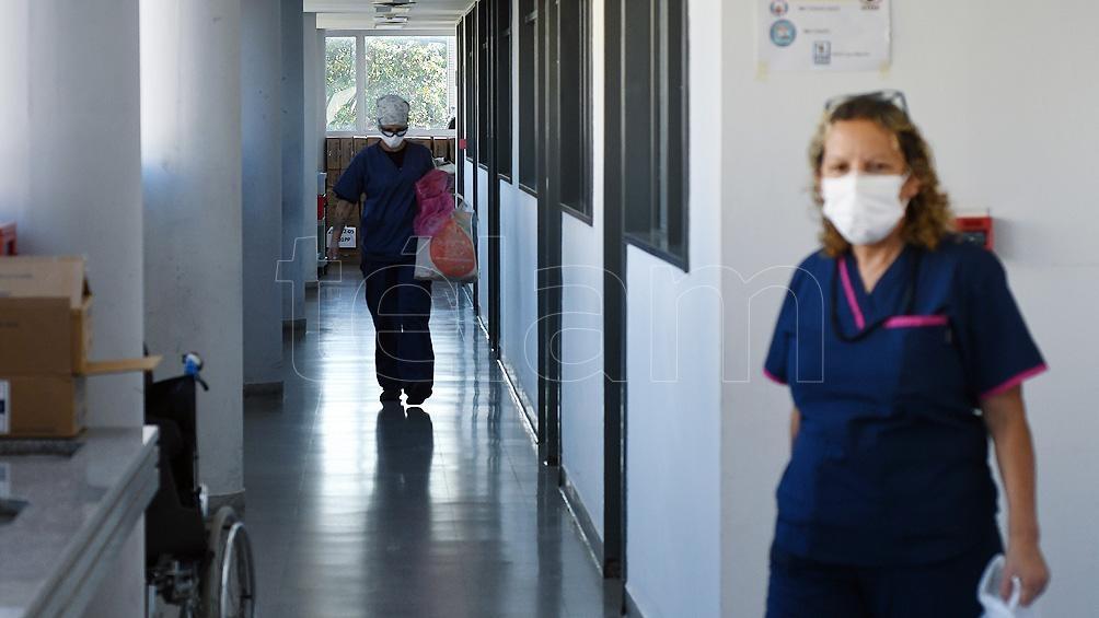 Piden informes al Gobierno porteño sobre la situación de enfermeros del  Hospital Durand