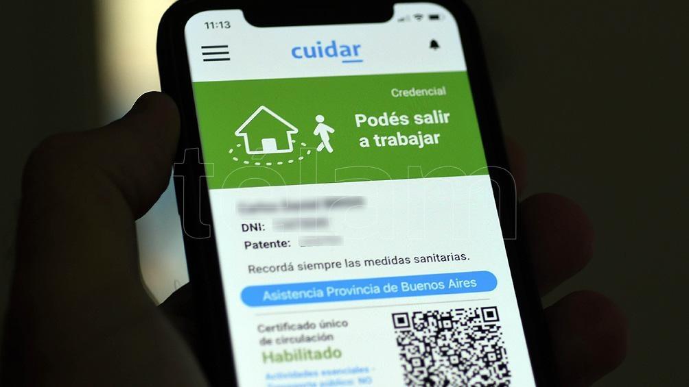 """""""Ninguna app es obligatoria, pero los permisos para circular sí"""", indica la información oficial."""
