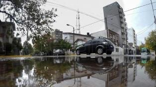 Se espera un fin de semana con lluvias de variada intensidad en la región central del país