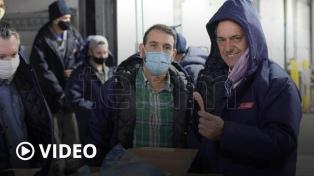 El langostino argentino ya se vende en el mercado central de San Pablo después de 8 años