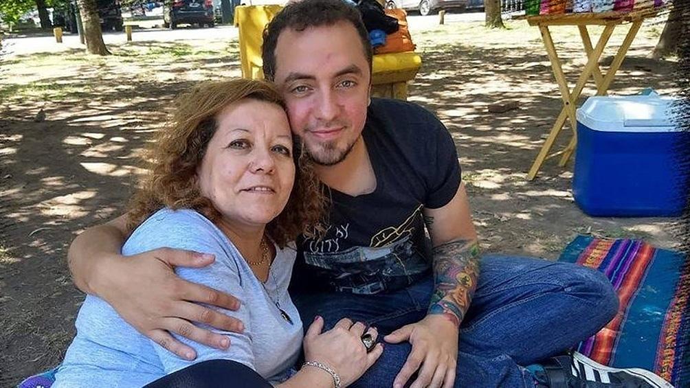 Diego Cagliero, asesinado de un balazo