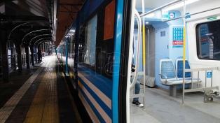 Trenes Argentinos: sigue vigente el sistema de reservas para pasajeros en horarios pico