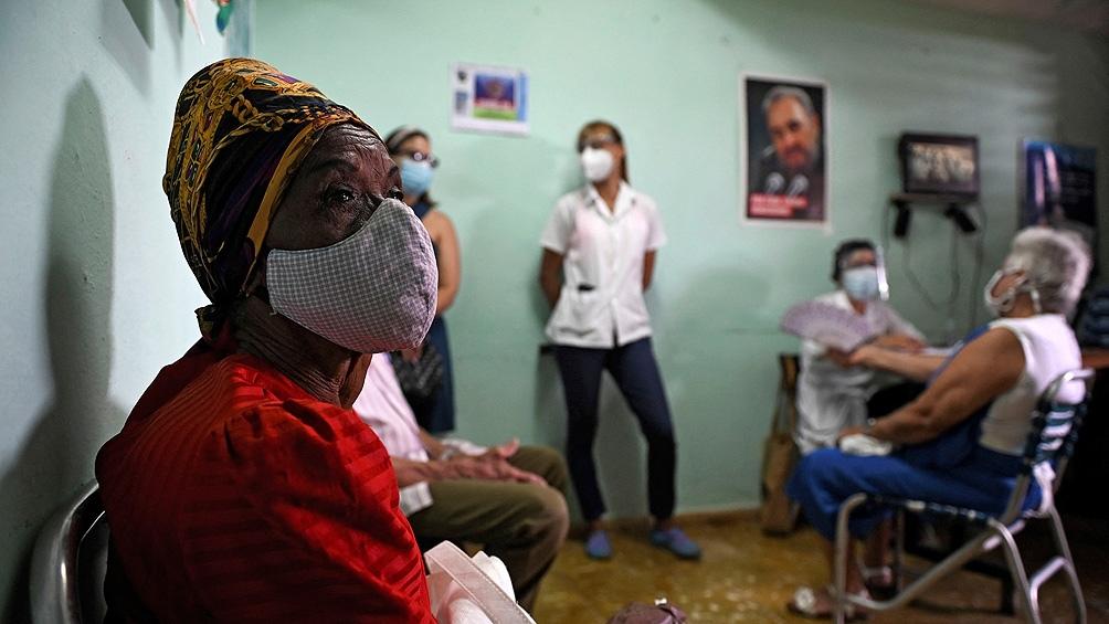 La Habana registró este lunes 1.850 nuevos contagios
