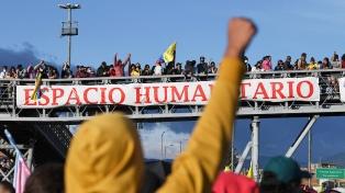 Firmes en las calles, los estudiantes colombianos dan pelea y denuncian represión y censura