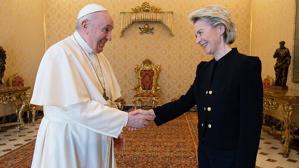 Además de la pandemia, ambos líderes conversaron sobre migración y cambio climático.