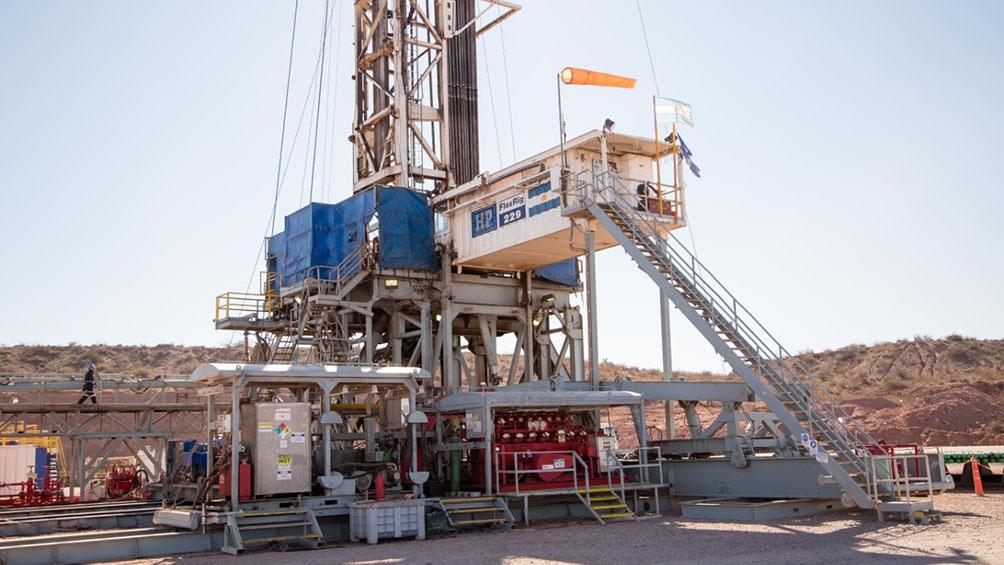 El principal productor de petróleo en Vaca Muerta es YPF, que representa 61% de la producción de la formación.
