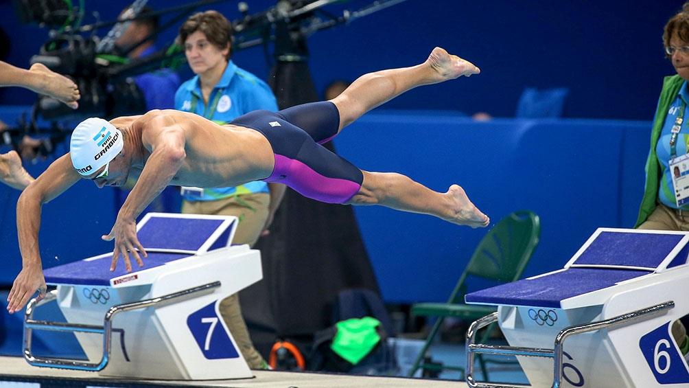 Los atletas aplican para buscar la plaza olímpica, otros para sumar puntos en el ranking o mantener sus becas. .