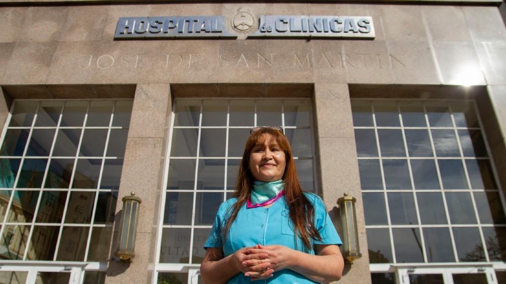 """""""Con la llegada de la vacuna se vislumbra una gran esperanza"""", señaló María Pachado"""