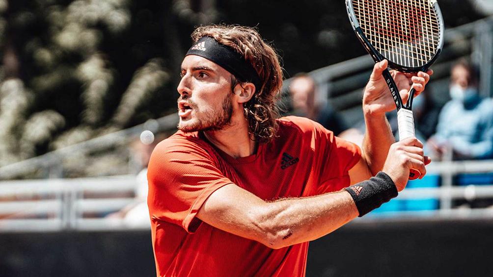 El griego Tsitsipas se coronó en el ATP de Lyon