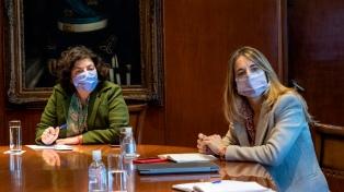 """Nicolini: """"Vacuna que llega es vacuna que entra al circuito y se aplica"""""""