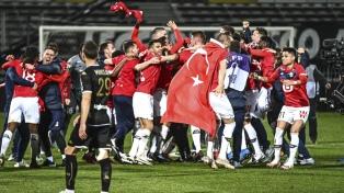 Lille es campeón de la Ligue 1 de Francia y el PSG de los argentinos terminó segundo