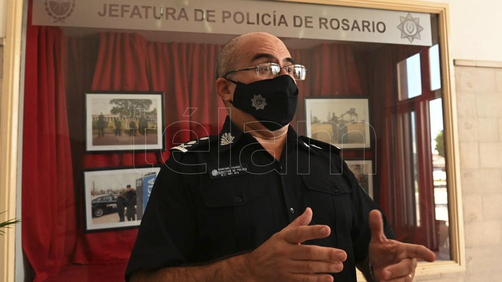 Adrián Forni había asumido en diciembre de 2020