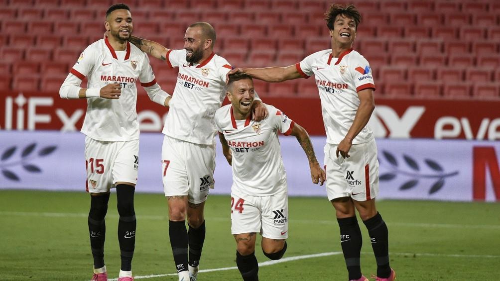 Sevilla debuta en la fase de grupos de la Champions League ante el Salzburgo. Foto: Archivo
