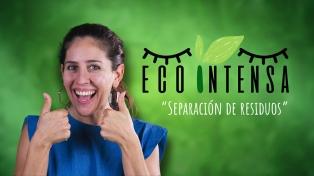 Separar residuos para ayudar un poco al planeta y encarar un consumo más responsable